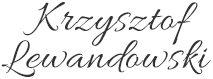podpis - Krzysztof Lewandowski Kredyty