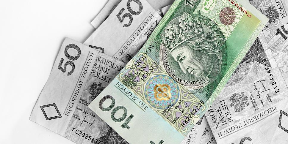 banknoty - Krzysztof Lewandowski Kredyty